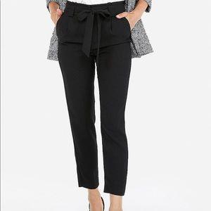Express high waisted dress pants size 8